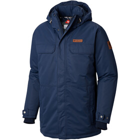 Columbia Rugged Path Parka Homme, collegiate navy
